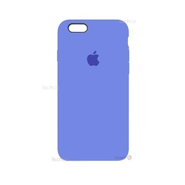 کاور سیلیکونی آیفون 8 جی سبز آبی پر رنگ