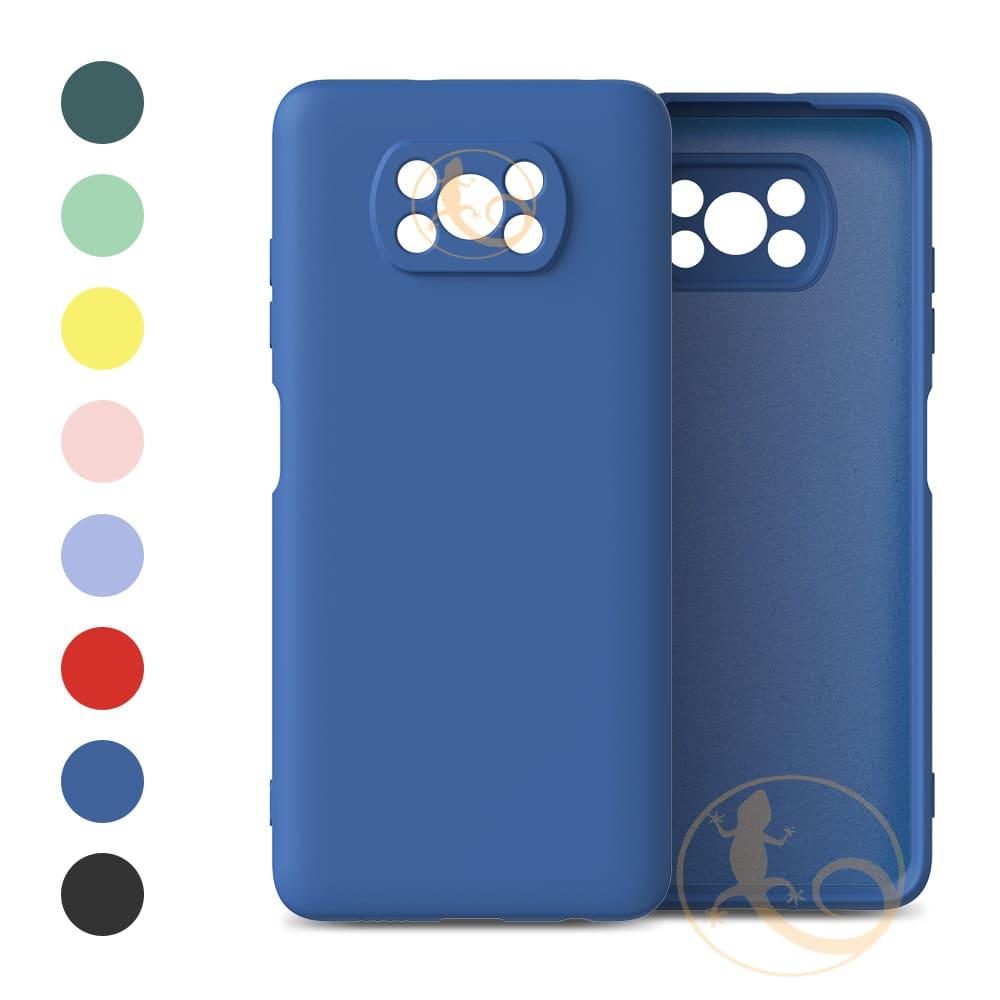 پوکو ایکس3 پرو آبی پر رنگ