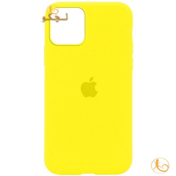 کاور سیلیکونی IPhone 13،زرد