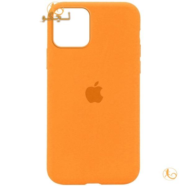 کاور سیلیکونی IPhone 13 mini،نارنجی
