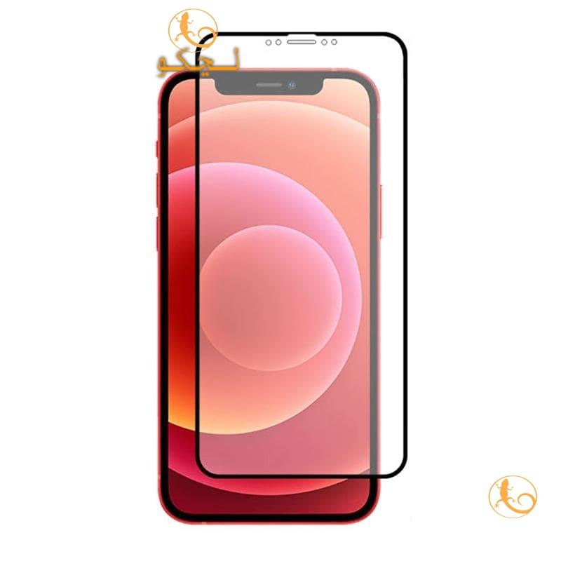گلس شیشه ای شفاف iPhone 13