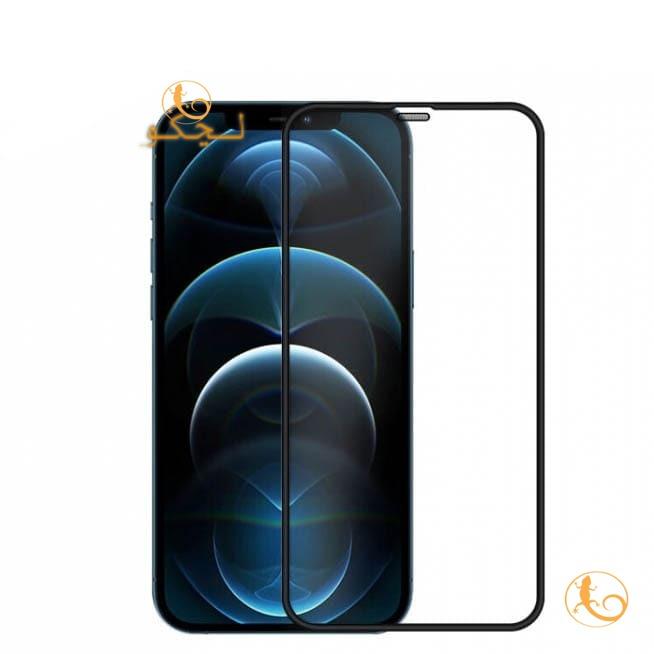 گلس شیشه ای شفاف iPhone 13 pro
